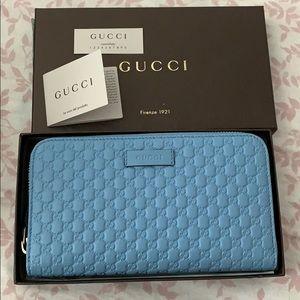 Gucci New Zipper Wallet